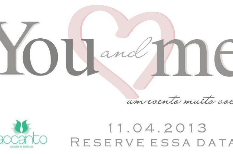 Evento You and Me