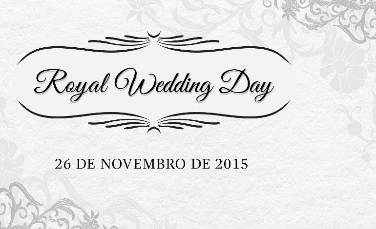 Evento :: Royal Weddig Day