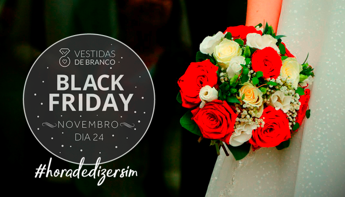 BLACK FRIDAY Vestidas de Branco