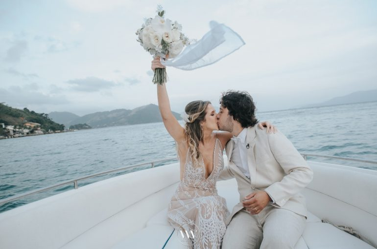 Destination Wedding em Angra :: Lorena e Alisson
